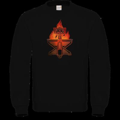 Motiv: Sweatshirt FAIR WEAR - Götter - Ingerimm - Symbol