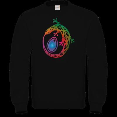 Motiv: Sweatshirt FAIR WEAR - Götter - Tsa - Symbol