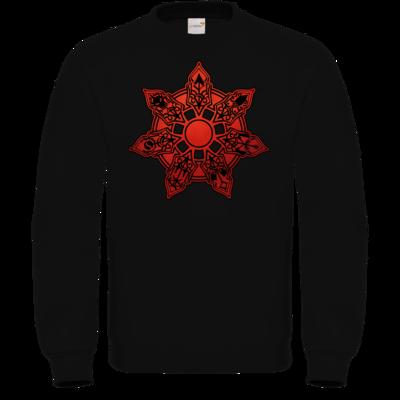 Motiv: Sweatshirt FAIR WEAR - Götter - Borbarad - Symbol