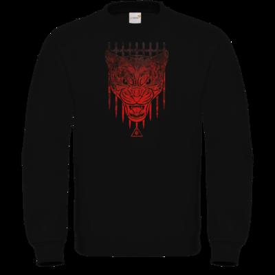 Motiv: Sweatshirt FAIR WEAR - Götter - Kor - Symbol