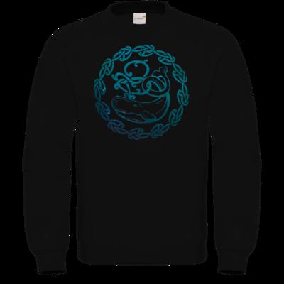 Motiv: Sweatshirt FAIR WEAR - Götter - Swafnir - Symbol