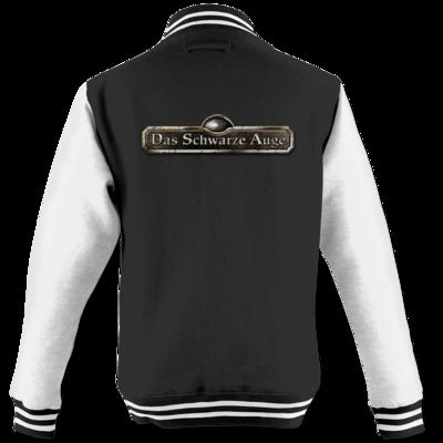 Motiv: College Jacke - Logos - Schriftzug Das Schwarze Auge
