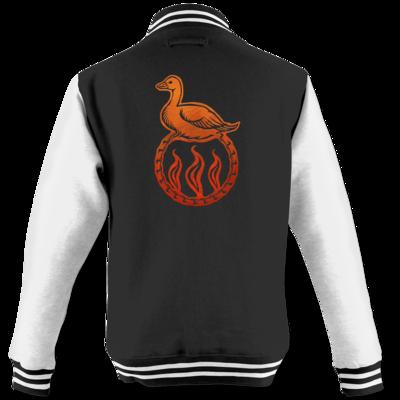 Motiv: College Jacke - Götter - Travia - Symbol