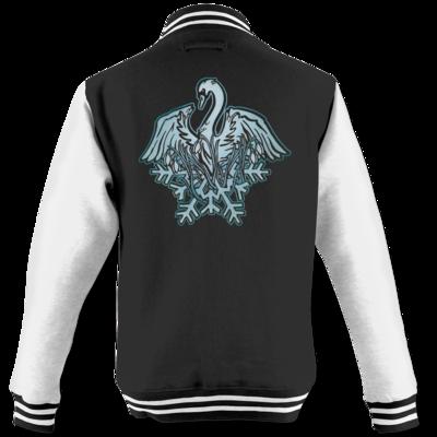 Motiv: College Jacke - Götter - Ifirn - Symbol