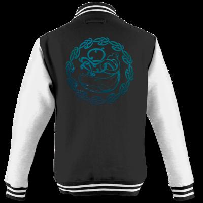 Motiv: College Jacke - Götter - Swafnir - Symbol