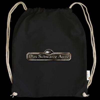 Motiv: Cotton Gymsac - Logos - Schriftzug Das Schwarze Auge