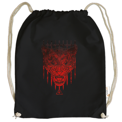 Motiv: Cotton Gymsac - Götter - Kor - Symbol