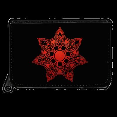 Motiv: Geldboerse - Götter - Borbarad - Symbol