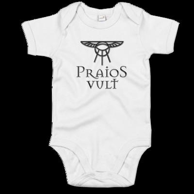 Motiv: Baby Body Organic - Sprüche - Götter - Praios Vult