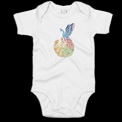 Motiv: Baby Body Organic - Götter - Aves - Symbol