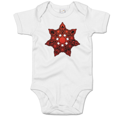 Motiv: Baby Body Organic - Götter - Borbarad - Symbol