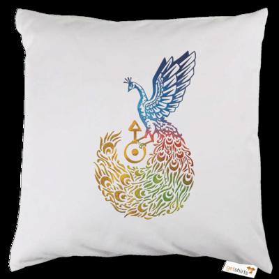 Motiv: Kissen - Götter - Aves - Symbol