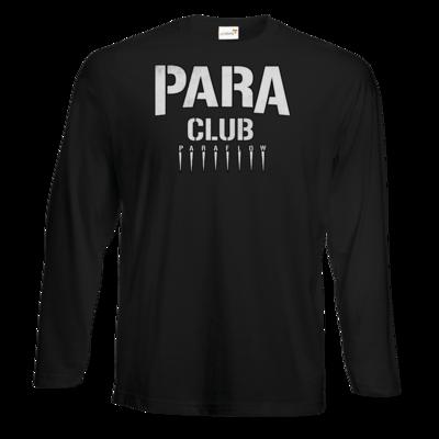 Motiv: Exact 190 Longsleeve FAIR WEAR - Paraclub