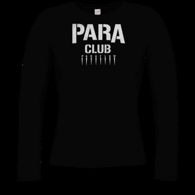 Motiv: Longsleeve Damen FAIR WEAR - Paraclub