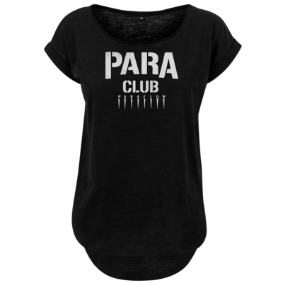 Motiv: Ladies Long Slub Tee - Paraclub