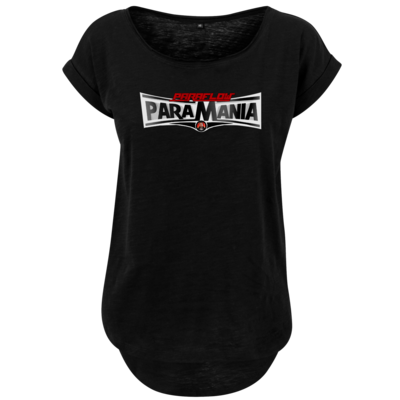 Motiv: Ladies Long Slub Tee - Paramania