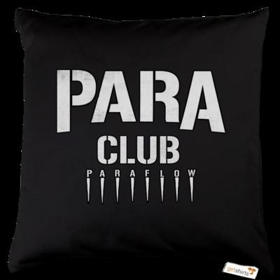 Motiv: Kissen Baumwolle - Paraclub