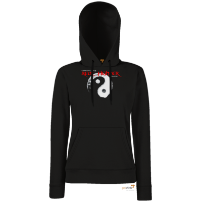 Motiv: Hoodie Damen Classic - Real Fighter