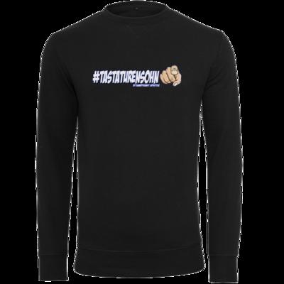 Motiv: Light Crew Sweatshirt - Kampfkunst Lifestyle - Tastaturensohn