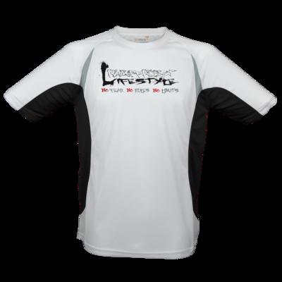 Motiv: Laufshirt Running T - Kampfkunst Lifestyle - Logo 1