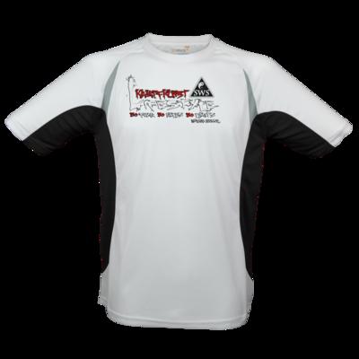 Motiv: Laufshirt Running T - Kampfkunst Lifestyle - Logo 2