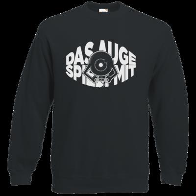 Motiv: Sweatshirt Classic - Das Auge spielt mit