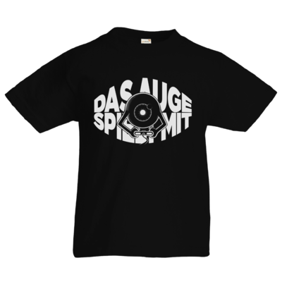 Motiv: Kids T-Shirt Premium FAIR WEAR - Das Auge spielt mit