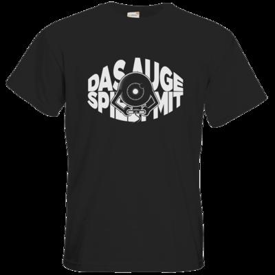 Motiv: T-Shirt Premium FAIR WEAR - Das Auge spielt mit