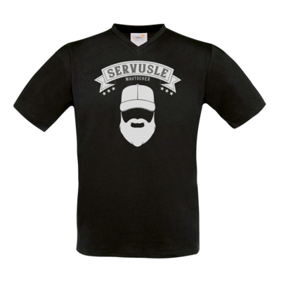 Motiv: T-Shirt V-Neck FAIR WEAR - Servusle