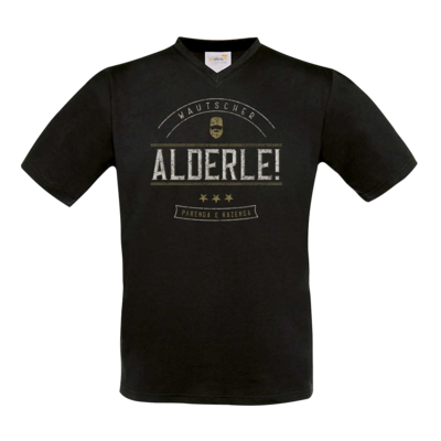 Motiv: T-Shirt V-Neck FAIR WEAR - Alderle