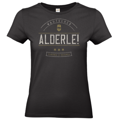 Motiv: T-Shirt Damen Premium FAIR WEAR - Alderle