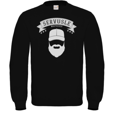 Motiv: Sweatshirt FAIR WEAR - Servusle