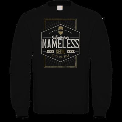 Motiv: Sweatshirt FAIR WEAR - Nameless