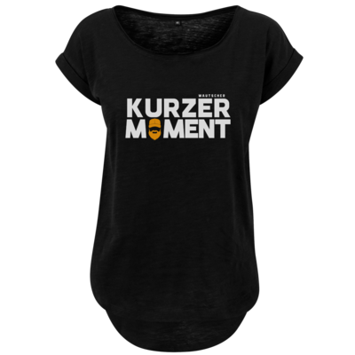 Motiv: Ladies Long Slub Tee - Kurzer Moment