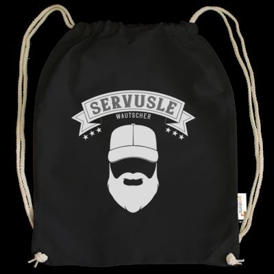 Motiv: Cotton Gymsac - Servusle