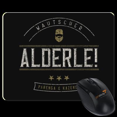 Motiv: Mousepad Textil - Alderle