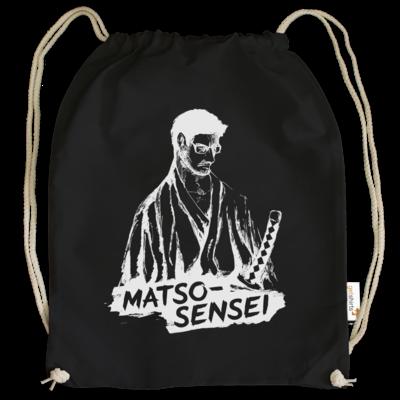 Motiv: Cotton Gymsac - Matso-Sensei