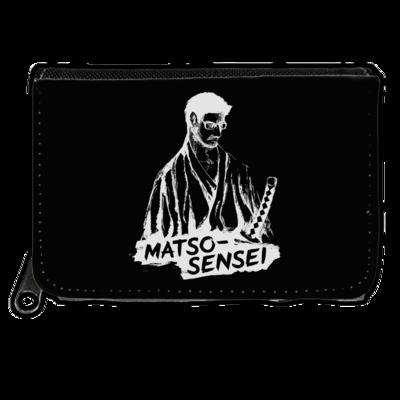 Motiv: Geldboerse - Matso-Sensei