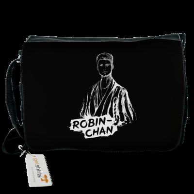 Motiv: Schultertasche - Robin-Chan