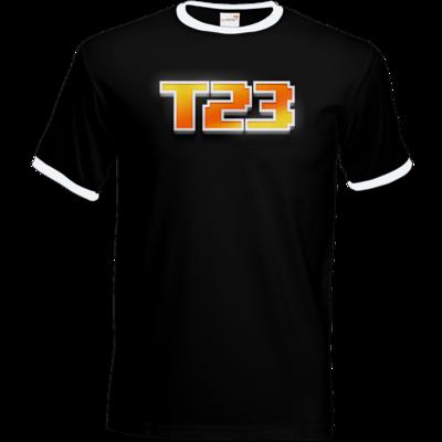 Motiv: T-Shirt Ringer - Timetodrei