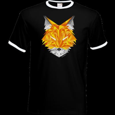 Motiv: T-Shirt Ringer - Untamed