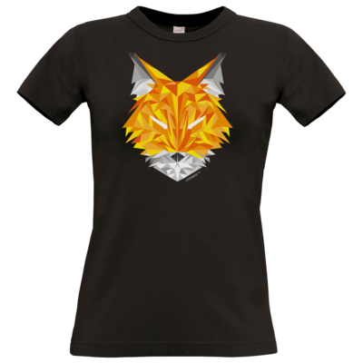 Motiv: T-Shirt Damen Premium FAIR WEAR - Untamed