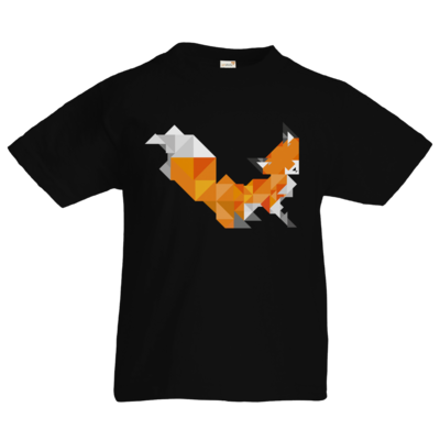 Motiv: Kids T-Shirt Premium FAIR WEAR - Foxy Triangle