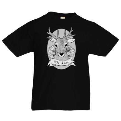 Motiv: Kids T-Shirt Premium FAIR WEAR - Oh Deer