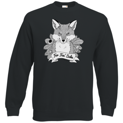 Motiv: Sweatshirt Classic - For Fox Sake