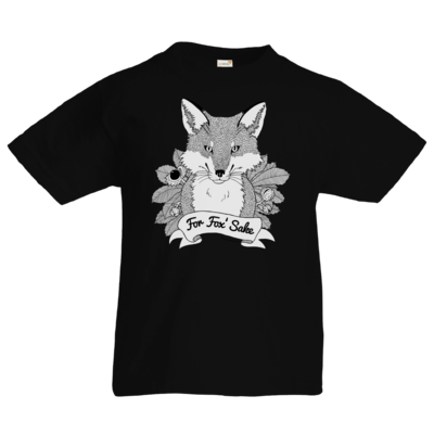 Motiv: Kids T-Shirt Premium FAIR WEAR - For Fox Sake