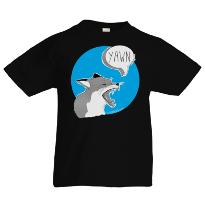 Motiv: Kids T-Shirt Premium FAIR WEAR - What the Fox says