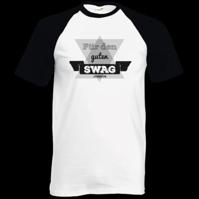 Motiv: TShirt Baseball - Fuer den guten Swag