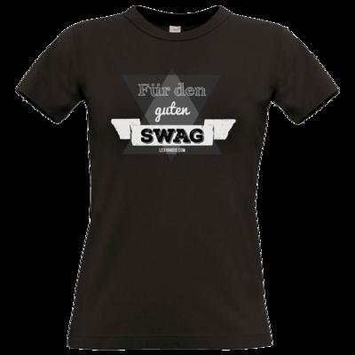 Motiv: T-Shirt Damen Premium FAIR WEAR - Fuer den guten Swag