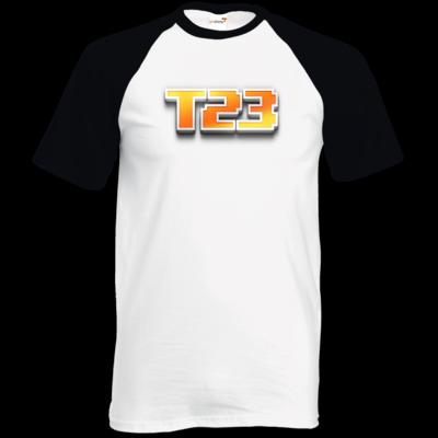 Motiv: TShirt Baseball - Timetodrei